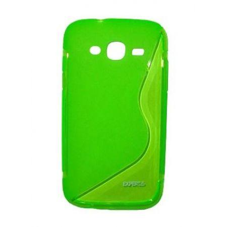 """Силиконовый чехол EXPERTS """"TPU Case"""" №1 для Samsung G350, зеленый"""