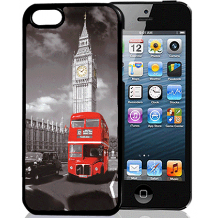Силиконовый чехол Jettape TPU HQ Case для Samsung  J2/J200,3D London
