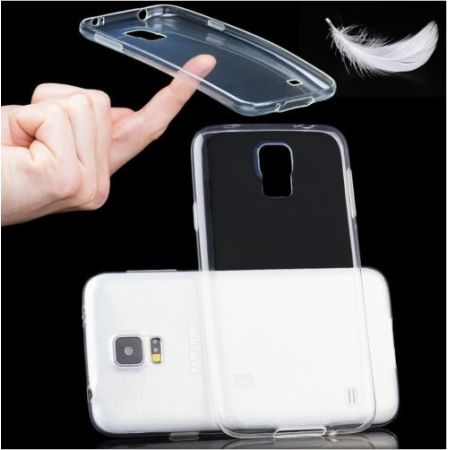 """Силиконовый чехол EXPERTS """"FINE TPU CASE"""" для  Samsung G355H Galaxy Core II Dual, прозрачный, глянец"""