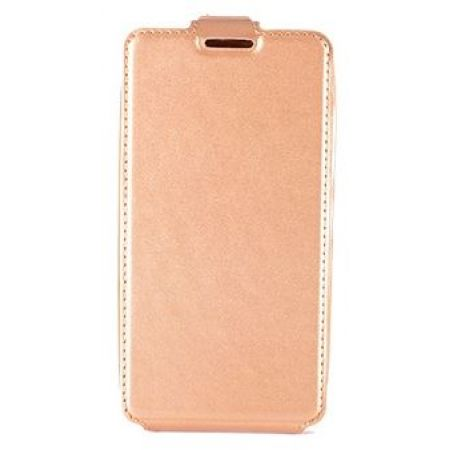 "Сумка-книжка EXPERTS ""Slim Flip Case"" LS, кожзам, для HTC 526G/326G,золотой"