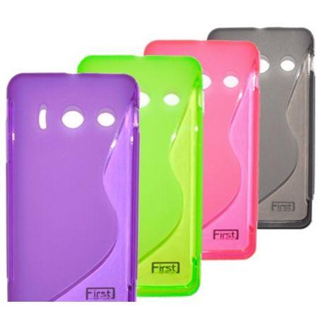 """Силиконовый чехол EXPERTS """"TPU Case"""" №1, для  Samsung i8262 Core, фиолетовый"""