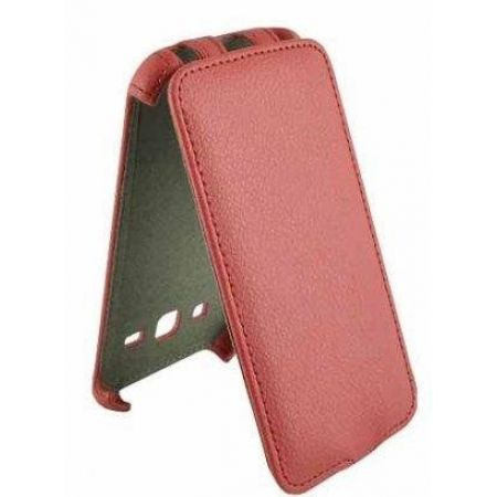 Флип-кейс Armor Case Explay Light, кожзам, красный