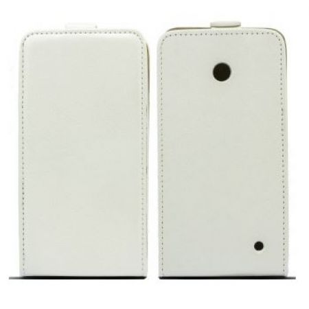 "Сумка-книжка EXPERTS ""Slim Flip Case"" LS, кожзам, для NOKIA XL,белый"