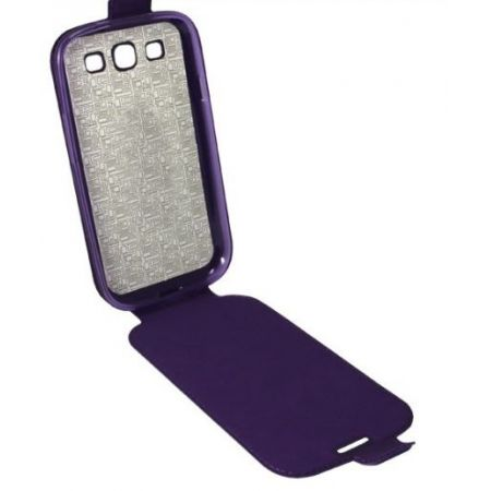 "Сумка-книжка EXPERTS ""Slim Flip Case"",для Alcatel One Touch Pop 4+(5056D),фиолетовый"