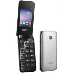 Alcatel One Touch 2051D серебристый