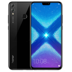 Honor 8X 4GB/64GB черный