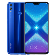 Honor 8X 4GB/64GB синий