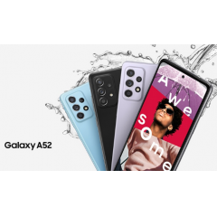 Samsung Galaxy A52 SM-A525F/DS 4GB/128GB черный